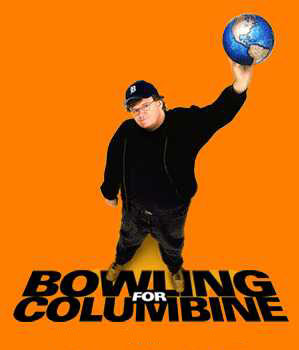 Poster for the film Bowling for Columbine