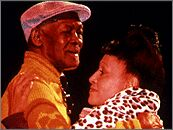 A still from the film Buena Vista Social Club