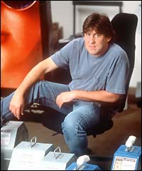 A picture of Cameron Crowe - auteur and director of Elizabethtown
