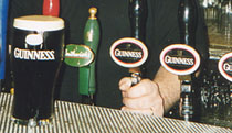 Picture of Guinness in Dublin