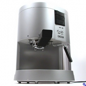 The Gaggia Carezza Espresso machine