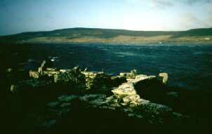 Picture of Bregness in the Orkney Islands, Scotland