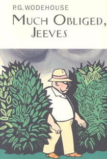 Cover of a book from the Wodehouse Everyman or Overlook editions